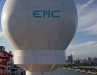 EMC VSAT for oilfield services vessels