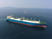 A Maran Gas Maritime vessel