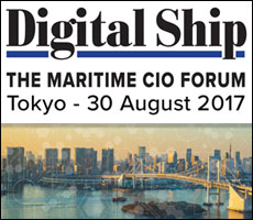 Digital Ship's Maritime CIO Forum, 30 Aug 2017