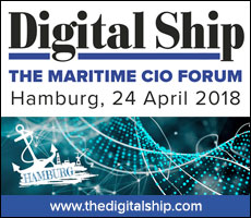 Maritime CIO Forum Hamburg, 24 April 2018