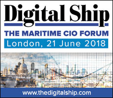 Maritime CIO Forum London, 21 June 2018