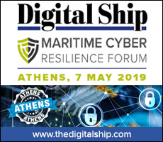 Digital Ship Maritime Cyber Resilience Forum Athens, 7 May 2019
