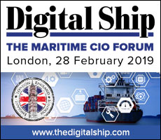 Digital Ship CIO Forum London, 28 Feb 2019