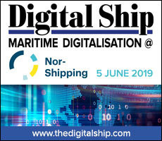 Digital Ship Maritime Digitalisation @ Nor-shipping, 5 June 2019