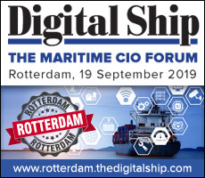 Digital Ship Maritime CIO Forum Rotterdam, 19 September 2019