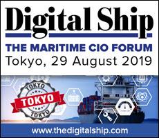 Digital Ship Maritime CIO Forum Tokyo, 29 August 2019