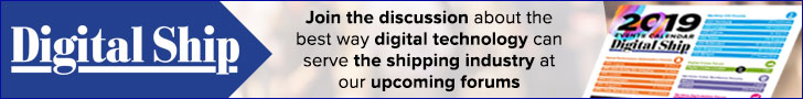 Join the discussion about the best way digital technology can serve the shipping industry at our upcoming forums