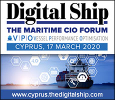 The Digital Ship / Vessel Performance Cyprus forum 2020