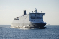 DFDS ferries undergo electrical upgrades