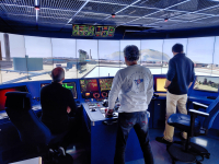 First to complete the Blended Learning program was the crew for PONANT's new vessel, Le Commandant Charcot