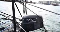 The Iridium Certus powered Thales VesseLINK 700 onboard Alex Thomson Racing's Hugo Boss Boat. Image source: Eloi Stichelbaut - polaRYSE / IMOCA