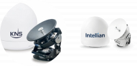 The 45cm terminals from Intellian and KNS are now qualified on the Intelsat FlexMaritime network