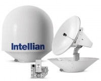 Intellian notes that TVRO antennas make ineffective weapons