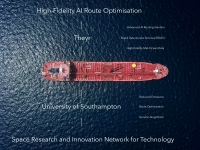 Theyr joins SPRINT in AI-driven voyage optimisation project