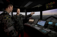 Kongsberg simulator upgrades for Australian Navy