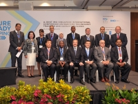 The programme was launched at the Future Ready conference in Singapore