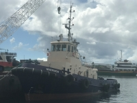 The tugboat Warringa will receive a Fleet One unit as part of the programme