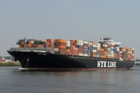 NYK Line agrees 100-ship mini-VSAT deal