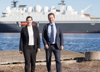 Anita Oestmann, DNV GL and Roger Ringstad, Seagull Maritime
