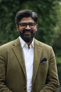 Manish Singh, CEO of OTG
