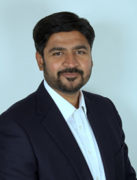 Manish Singh, Ocean Technology Group's CEO