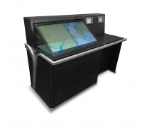 JRC and Alphatron launch 46-inch digital chart table