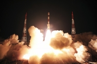 India's first navigation satellite launched