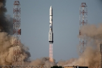 I-5 F3 launched successfully from Kazakhstan this afternoon