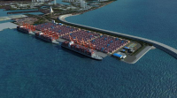 The Colombo Port has recently undergone a number of development projects to optimise port efficiency. Image courtesy of Sri Lanka Ports Authority.