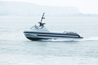 The systems were tested aboard AEUK's ARCIMS Unmanned Surface Vessel