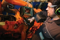 Royston begins engine diagnostics programme