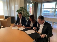 DNV GL and KONGSBERG sign the digitalisation agreement today, January 13, 2020