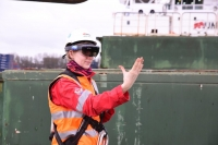 Augmented Reality supports Subsea 7 operations