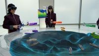 JRCS and Microsoft partner on mixed reality and AI applications for maritime