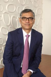 Capt. RajeshUnni, founder and CEO Synergy Marine Group