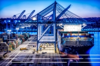 Port of LA to pilot container data sharing portal