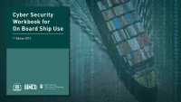 BIMCO and ICS deliver new cybersecurity guidance for crew