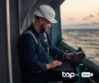 Tapiit Live signs Inmarsat deal to offer live stream training onboard 10,000 vessels