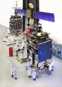 Boeing has built all three I-5 satellites for Inmarsat
