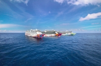 Dream Cruises delivers high-speed internet with SES Networks
