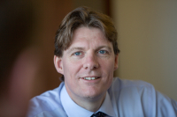Neil Masterson has been appointed CEO of OneWeb