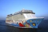 A Norwegian Cruise Line vessel. Image courtesy of NCL.