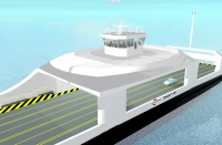 Kongsberg joins PILOT-E project to build autonomous ferry