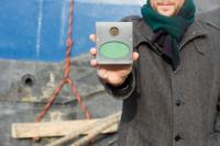 3D sonar sensor. Image courtest of UAntwerpen