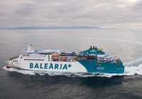 ABB energy management for Balearia ferry