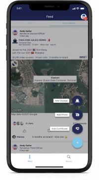 New app to strengthen seafaring community launches