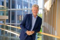 CEO of Visolit, Terje Mjøs.