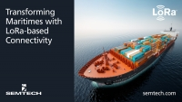 Wilhelmsen partners with Semtech and TTI to boost maritime IoT