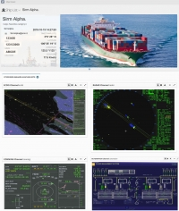 SIRM's FleetOnCloud system will be integrated with Voyager FLEET INSIGHT from GNS