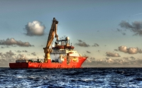 The GC Rieber offshore construction vessel Polar Queen